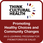Link to Think Cultural Health site